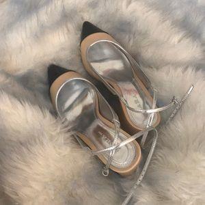 Zara block heels ✨